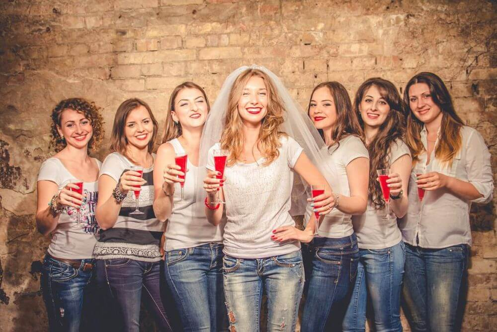 SoCal Bachelorette Party Ideas